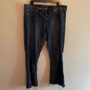 Torrid Source of Wisdom denim jeans